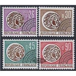 1971 France  Sc# 1315/1318  ** MNH Very Nice. 0 (Scott)
