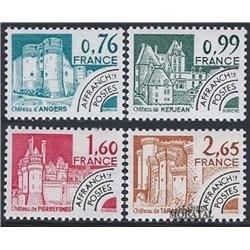 1980 France  Sc# 1684/1687  ** MNH Very Nice. 0 (Scott)
