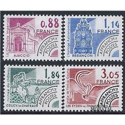 1981 France  Sc# 1719/1722  ** MNH Very Nice. 0 (Scott)