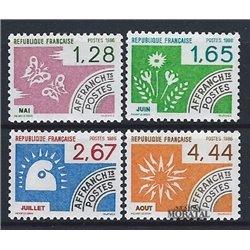 1986 France  Sc# 1957/1960  ** MNH Very Nice. 0 (Scott)