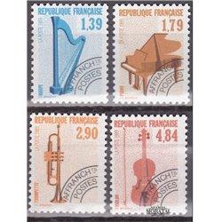 1989 France  Sc# 2169/2172  ** MNH Very Nice. 0 (Scott)