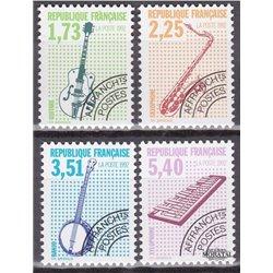 1992 France  Sc# 2303/2306  ** MNH Very Nice. 0 (Scott)