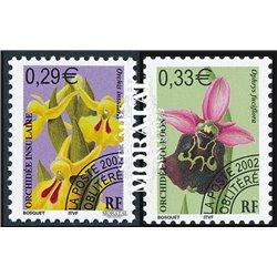2002 France  Sc# 2865/2866  ** MNH Very Nice. 0 (Scott)