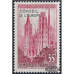 1958 Frankreich Mi# 0  ** Perfekter Zustand. 0 (Michel)