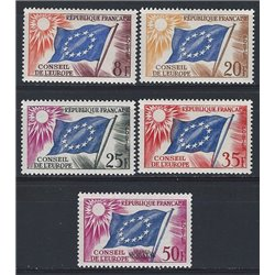 1958 France  Sc# 0  * MH Nice. 0 (Scott)