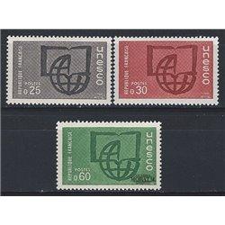 1966 Frankreich Mi# 0  * Falz Guter Zustand. 0 (Michel)