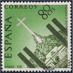 1959 Spanien 1145  Tal-Memorial Tourismus ** Perfekter Zustand  (Michel)