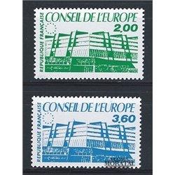 1987 Frankreich Mi# 0  ** Perfekter Zustand. 0 (Michel)