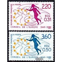 1989 France  Sc# 0  ** MNH Very Nice. 0 (Scott)