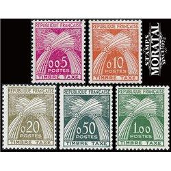 1964-71 France  Sc# 0  ** MNH Very Nice. 0 (Scott)