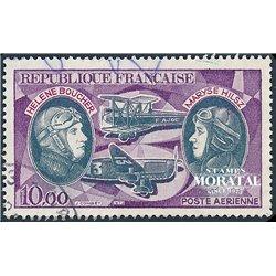 1972 France  Sc# C46  (o) Used, Nice. Boucher and Hilsz (Scott)