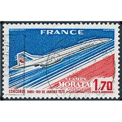 1976 France  Sc# C48  (o) Used, Nice. 0 (Scott)