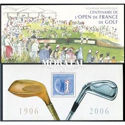 2006 Frankreich Mi# BL 6  ** Perfekter Zustand. 0 (Michel)
