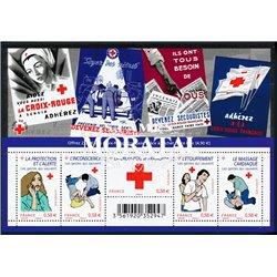 2010 Frankreich Mi# 0  ** Perfekter Zustand. Rotes Kreuz (Michel)
