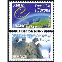 2007 Frankreich Mi# 0  ** Perfekter Zustand. 0 (Michel)