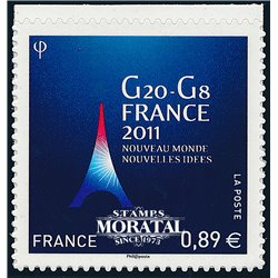 2011 France  Sc# 0  ** MNH Very Nice. 0 (Scott)